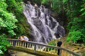 Ngaloi Water Fall a tourist place