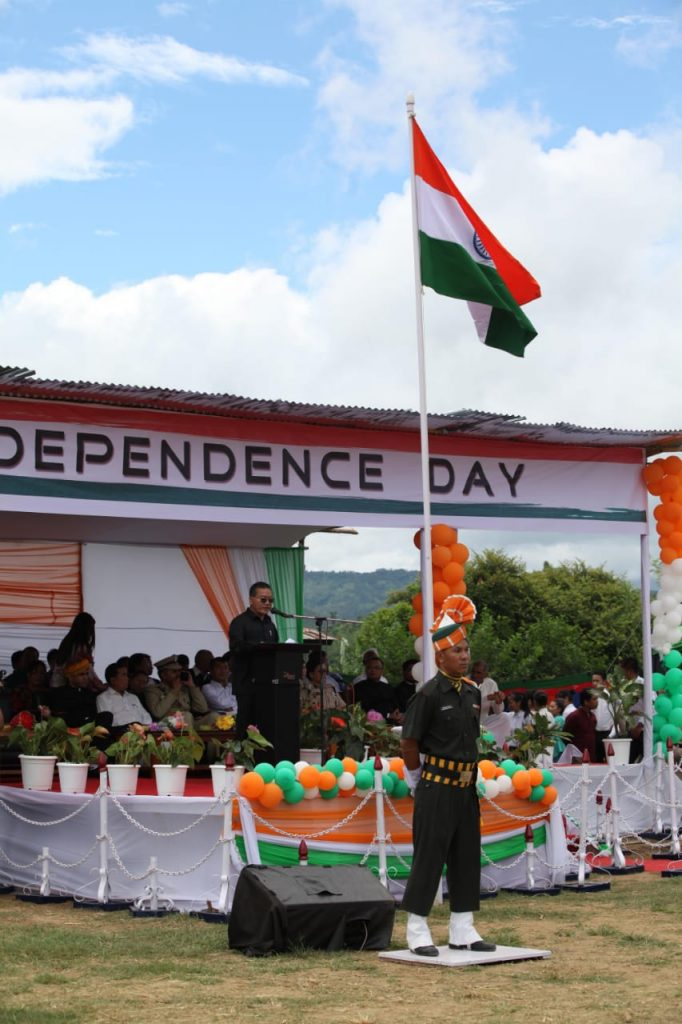 Chief Guest Speech on Independence Day