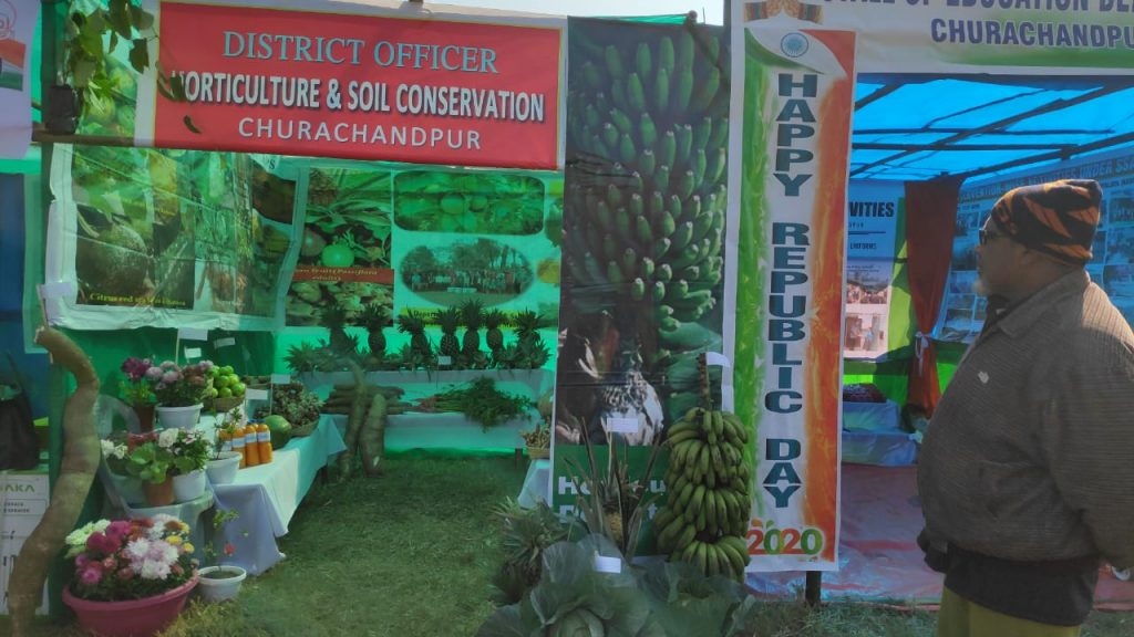 Horticulture Stall