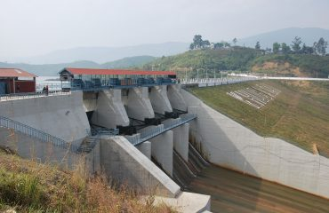 Khuga Dam Back Side View