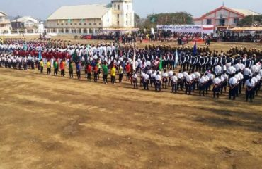 Parade on Republic Day 2018