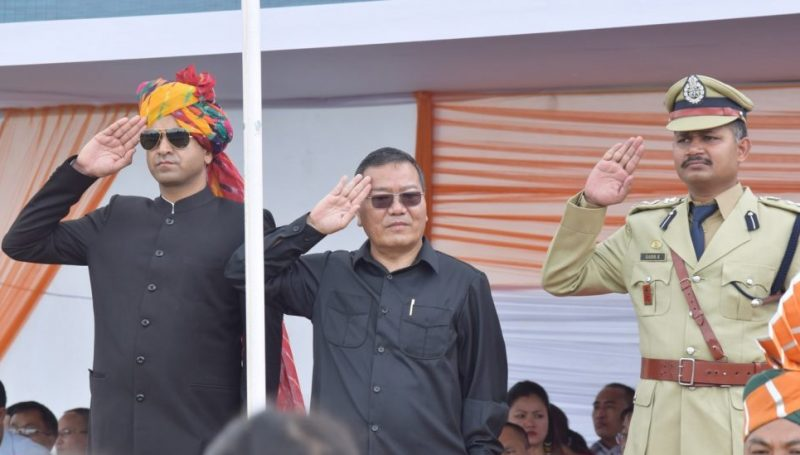 Grand Salute by VIPs