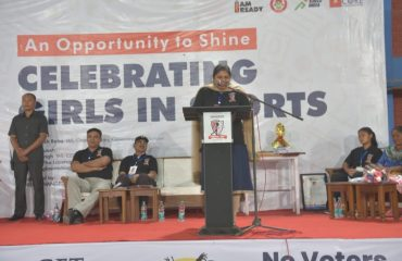 Speech given by Ms Jacintha Lazarus IAS Secy - Social Welfare