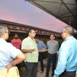 FCI Godown Inspection by ElectionTeam