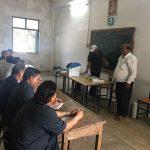 Polytechnic college main matdan dal ki training khairagarh 19/09/18