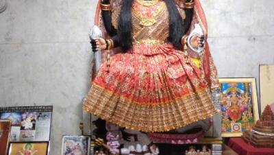Durga Maa of Patal Bhairvi Temple