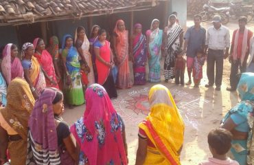 Awareness Rally at Village Admagaondi