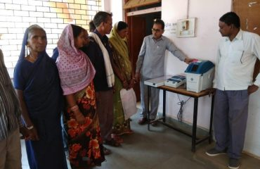 Voter Awareness Campaign-Dongargaon