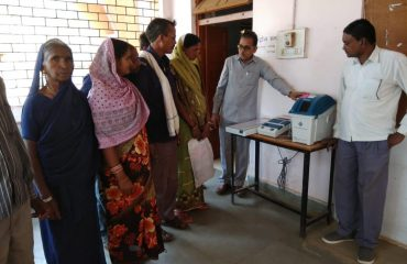 Voter Awareness Campaign-Dongargaon