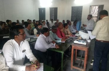 Polling Party Training SarveshwarDas School Rajnandgaon