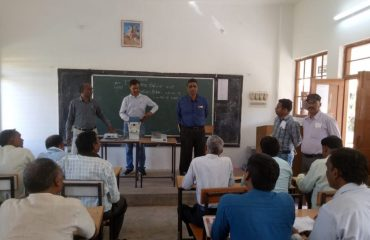 Polling Party Training-Chhuikhadan