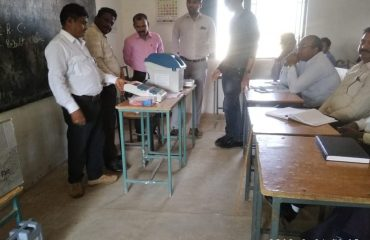 Polling Party Training-Dongargaon