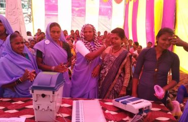 SVEEP-Event at Amatola and Chilhati