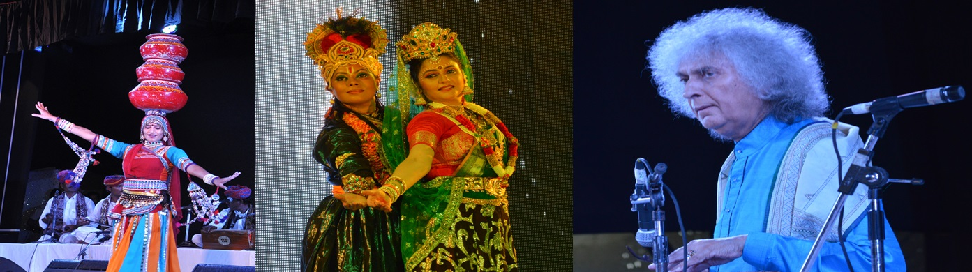 Dance Performance of Dancers at Chakradhar Samaroh Raigarh