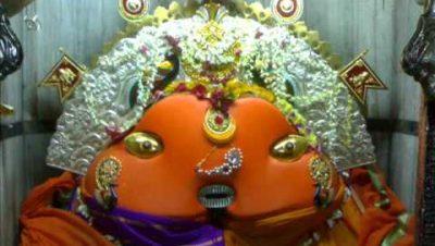 योगेश्वरी माता मंदिर.