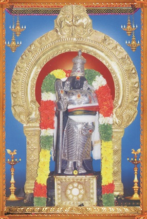 Chettikulam Temple - Lord Murgan
