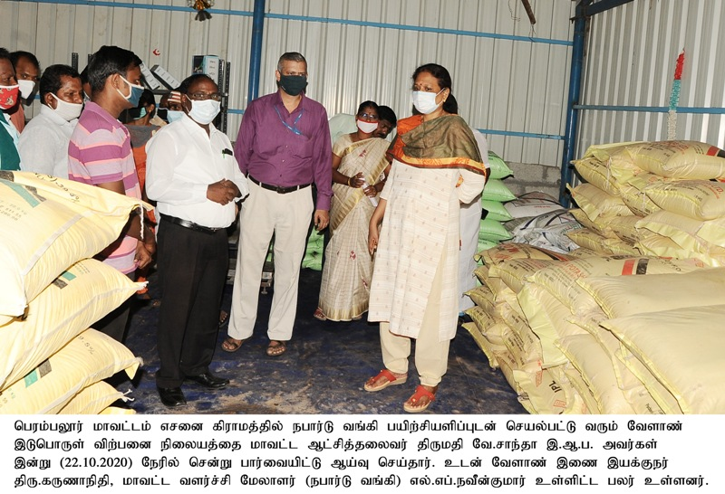 Inspection of organic cultivation of grapes - 22.10.2020