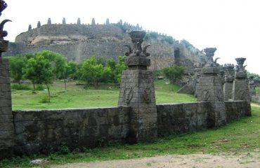 ரஞ்சன்குடி - கோட்டை..