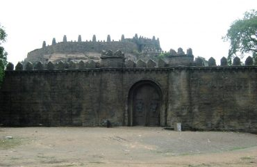 Ranjankudi Fort Entrance