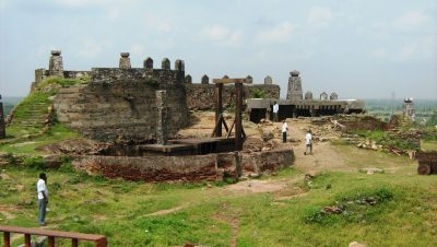 Ranjankudi Fort Another View