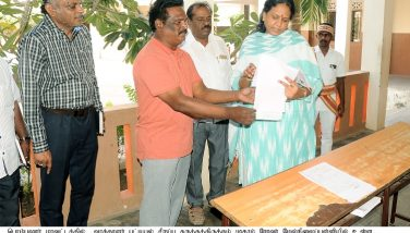 Inspection of the work related to inclusion of voters in the electoral roll - 04.01.2020