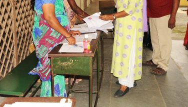 District Collector inspected special summary camps for addition and deletion in the Elector Roll - 13.12.2020