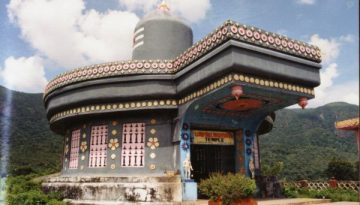Shiv Temple of Bacheli