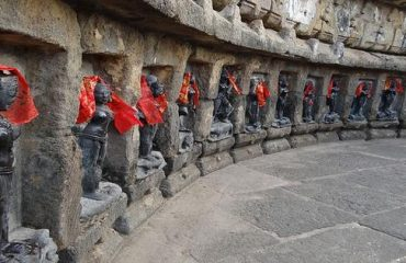 Inside View2- Chausathi Jogini Temple