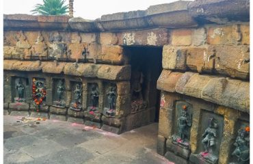 Inside View1- Chausathi Jogini Temple