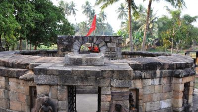Outside View- Chausathi Jogini Temple