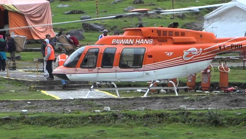 Heli Taxi for Yatra