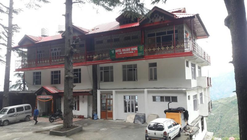 Hotel Holiday Home Khajjiar