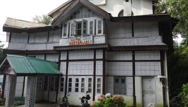 Hotel Geetanjali Dalhousie