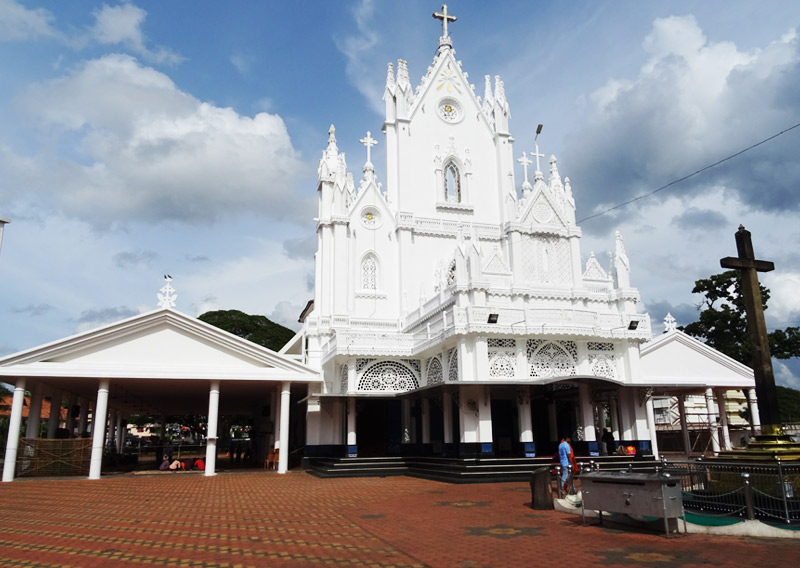 St. Mary's Church Manarcaud