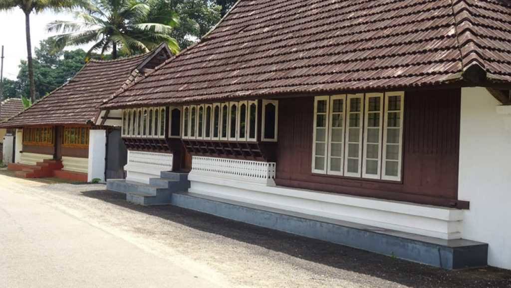 Heritage Building, Thazhathangady