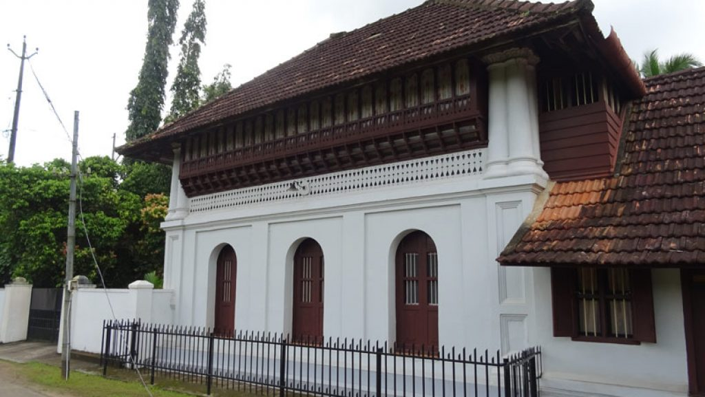Heritage Building Thazhathangady
