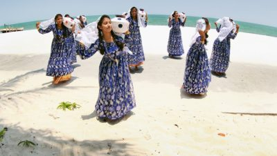 Minicoy Folk Dance