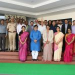 vvip visit standing pic