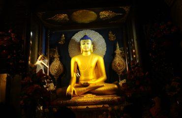 Lord Buddha Indian Temple Mahabodhi