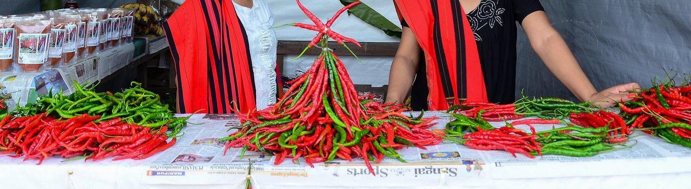 Chillies of Sirarakhong Village