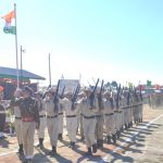Manipur Police at the 71st Republic day