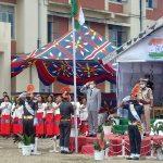 Hoisting of National Flag
