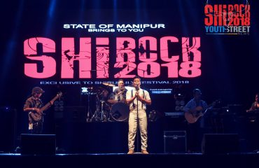 Music show in ShiRock 2018