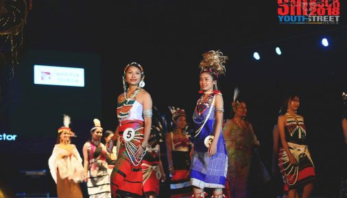 A cultural show in ShiRock18
