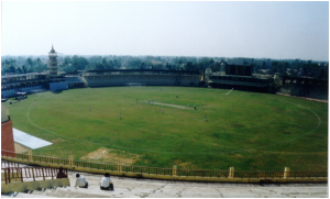 Place of Interest-Barabati Stadium.