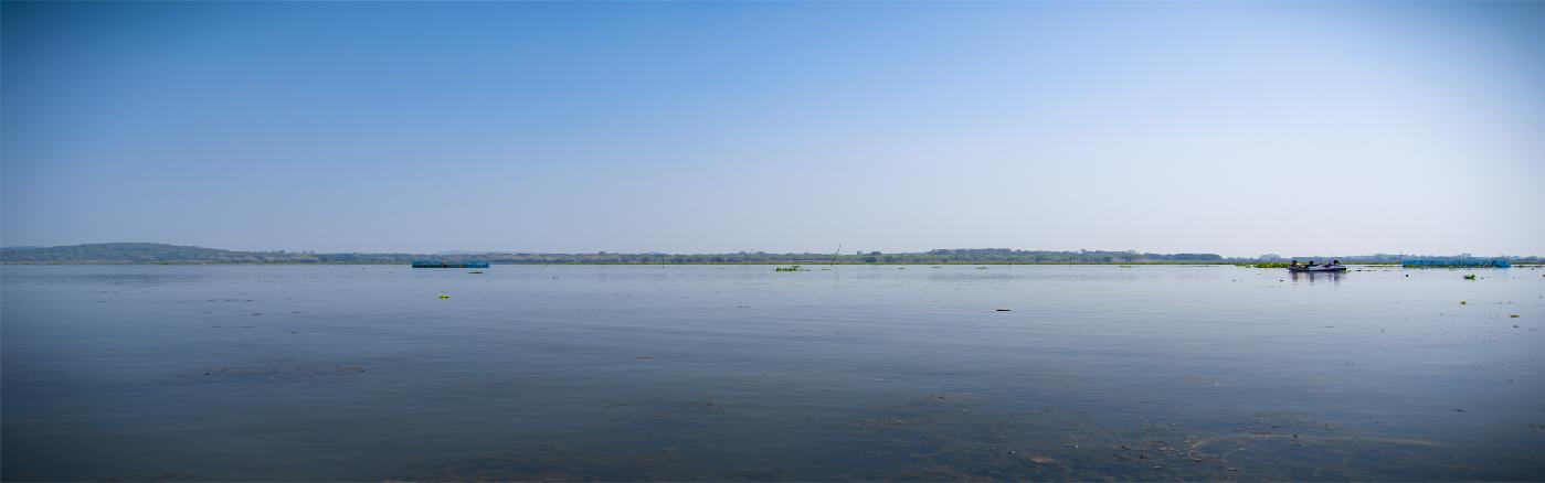 Ansupa Lake.