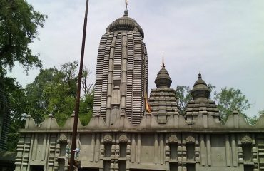 Jhadeswar Temple side