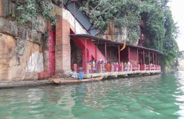 Chandi Mandir outer