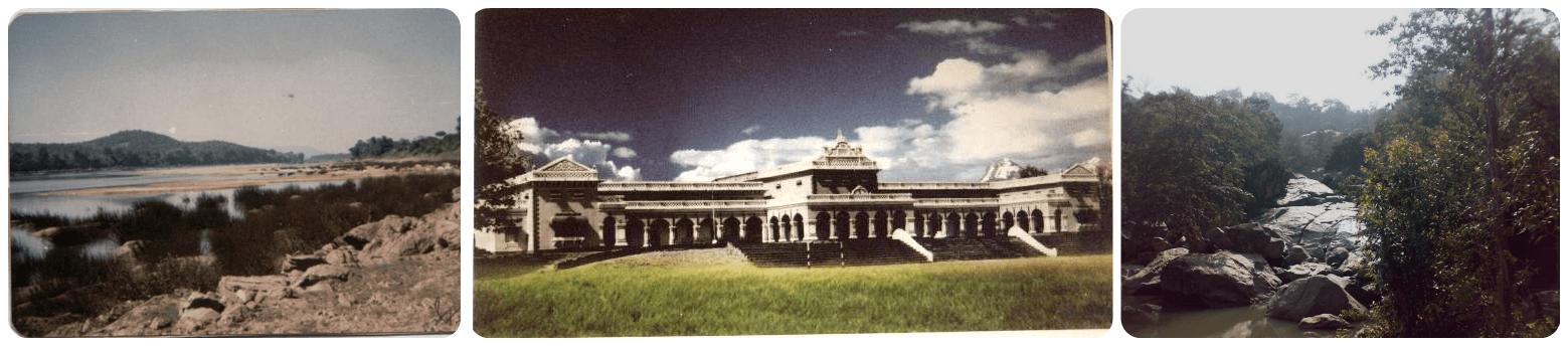 कांकेर के ऐतिहासिक स्थान