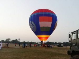 Hot Air Balloon Sport